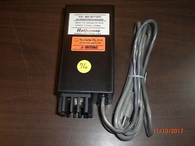 Battery Charger/Eliminator Promac Hathaway, X20-BEC