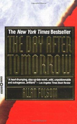 The Day After Tomorrow by Folsom, Allan Book The Cheap Fast Free Post