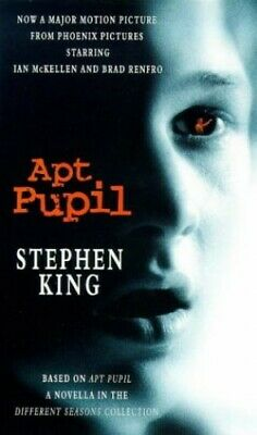 Apt Pupil by King, Stephen Paperback Book The Cheap Fast Free Post