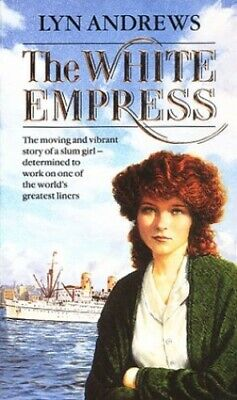 The White Empress by Andrews, Lyn Paperback Book The Cheap Fast Free Post