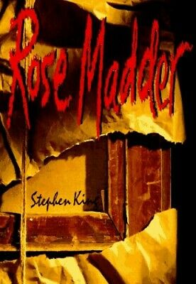 Rose Madder by King, Stephen Book The Cheap Fast Free Post