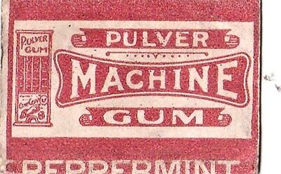 3 Different Flavors Of Pulver Machine Chewing Gum