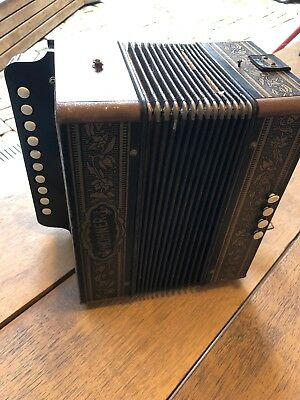 Hohner Accordion, Antique