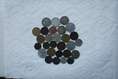 Germany Coins (States, Empire, Weimar, Third reich) 28 total, some very nice ite