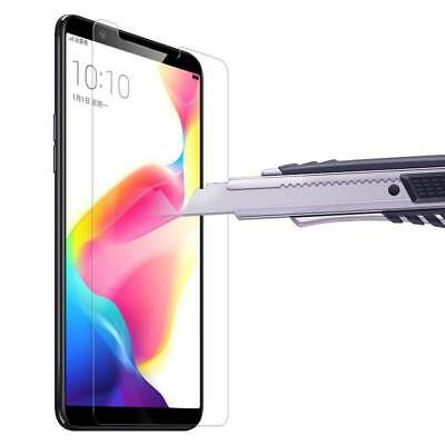 NEW Genuine Tempered Glass Screen Protector Film for Oppo A57 A73 R11 R11S Plus