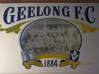 Geelong Cats Footy Collectables