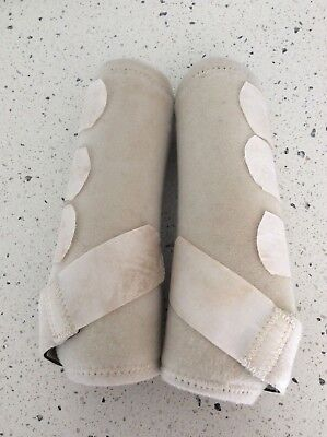 White Professionals Choice SMB2-200 Sports Medicine Boots - Large