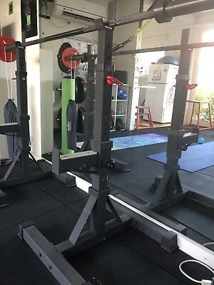 Morgan Fitness Squat And Bench Stands