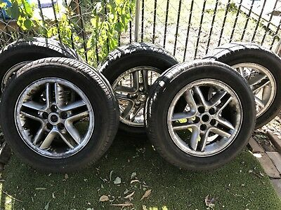Discovery 2 Wheels