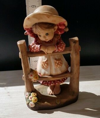"""Anri Sarah Kay Figur """"A Penny for your thoughts"""" etwa 11 cm"""