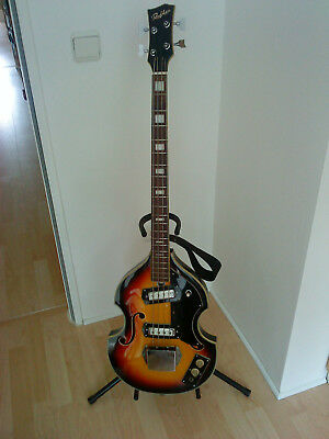 Vintage Royal Artist Bruno Violinenbass  (Japan, 60er Jahre)