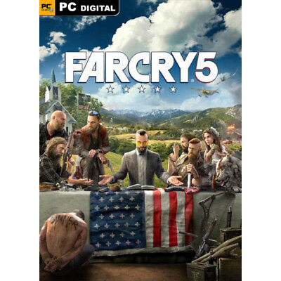 FAR CRY 5 VOUCHER [EUROPE] [PC-UPLAY] - read description