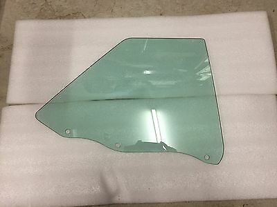 1965-1966 GM Full Size Convertible Tinted Right Hand Rear Window/ Door Glass