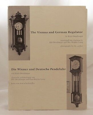 Vienna Regulator Clocks by Rick Ortenburger