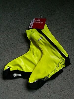 New Specialized Deflect Shoe Covers (Size 43/44)