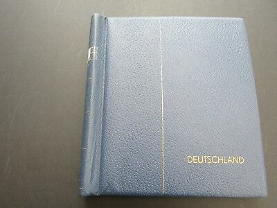 Germany West - Fine Hingeless Lighthouse Album - All Pages 1949/1973 + Collectn