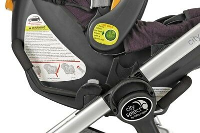 Baby Jogger: Car Seat Adapter for Maxi-Cosi, Chicco, Cybex & Peg-Perego #1967361