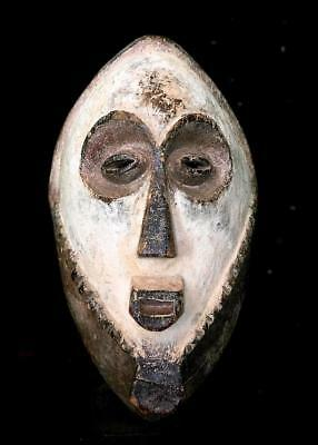 Old Tribal Buyu Ceremonial  Mask     -- Congo BN 46