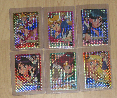 SAILOR MOON GRAFFITI PART 2 Trading cards ANIME MANGA