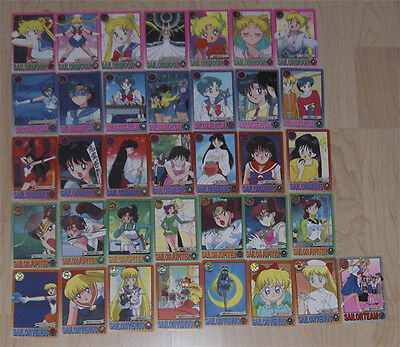 SAILOR MOON GRAFFITI PART 3 Trading cards ANIME MANGA