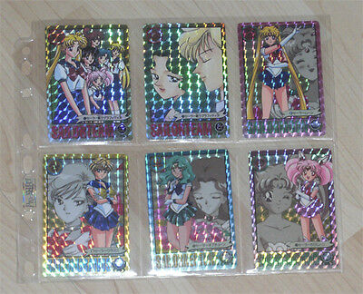 SAILOR MOON GRAFFITI PART 4 Trading cards ANIME MANGA
