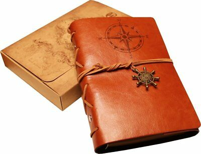 Ideal Diary, Planner, or Sketchbook - Embossed Faux Leather