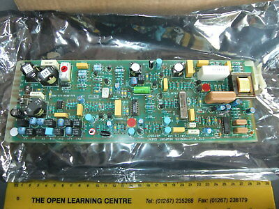 GPO SLIDE-IN CARD for WB900 SYSTEM EXCHANGE END WB900/7 (Boxed Unused Old Stock)