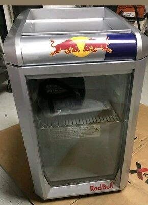 Brand New Red Bull Energy Drink Baby GDC ECO LED Cooler Fridge  Free Shipping
