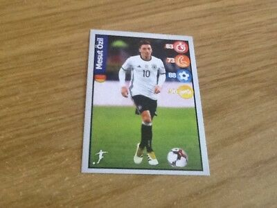 Mesut Ozil Germany / Panini Kelloggs Football Superstars sticker Arsenal