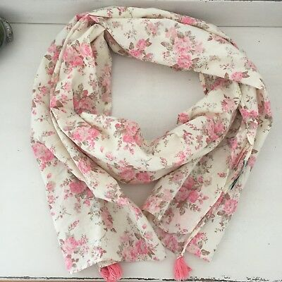 Nanos girls' light scarf (luxury spanish bonpoint louise misha) RRP £50