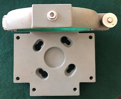 """Takahashi NJP Mount Plate with 5 3/4"""" Ring  EXCELLENT"""