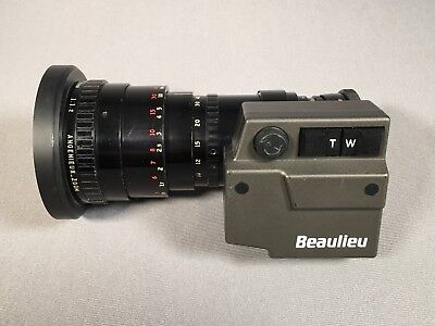 Angenieux 6-80mm for Beaulieu lens