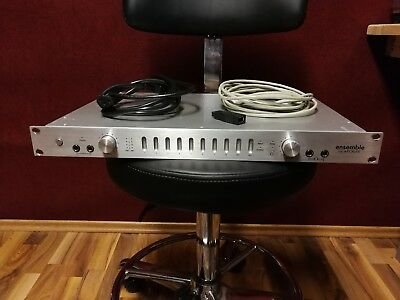 APOGEE ENSEMBLE Firewire inkl. Kabel & Adapter / Professionelles Audio Interface