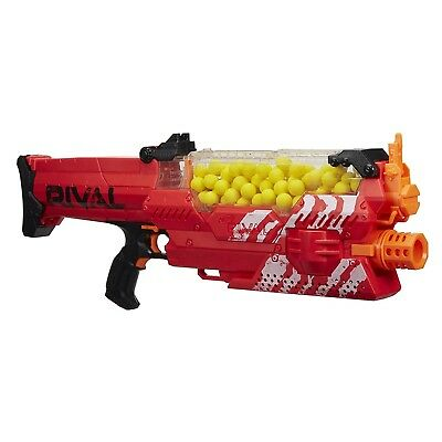 Nerf Rival Nemesis Mxvii-10K, Red New And Sealed