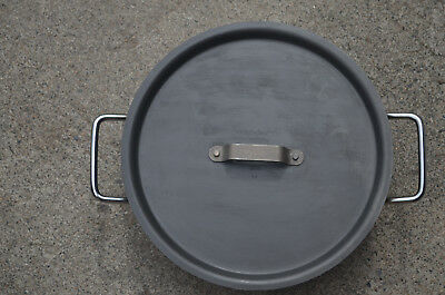 Calphalon Commercial Cookware 8788 1/2 STOCK POT Pan 8 1/2 QT With LID Free Ship