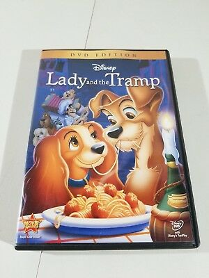 Disney Lady and the Tramp DVD Edition