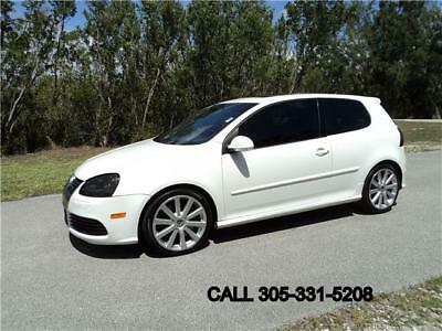 R32 AWD Carfax certified Low miles Mint condition 2008 Volkswagen R32 AWD Carfax certified Low miles Mint condition