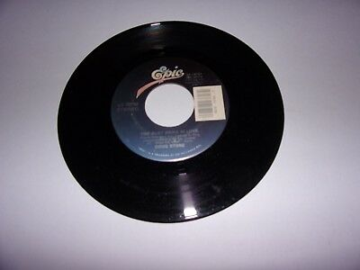 Doug Stone: Too Busy Being In Love / The Workin' End Of A Hoe / 45 Rpm / 1992