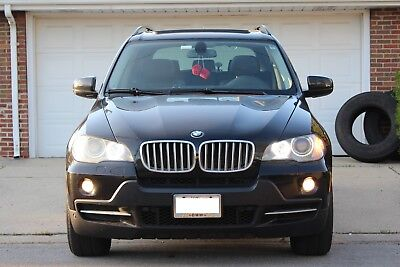 2009 Bmw X5  2009 Bmw X5 Xdrive V8 4.8L Black On Black