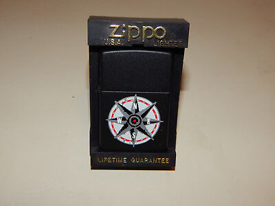 Zippo Marlboro Gear Collectible Compass Lighter USA Unstruck, NEW