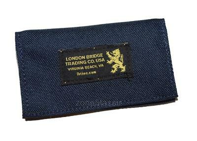 London Bridge Trading LBT-2735 Promotional Folding Business Card Holder Pouch