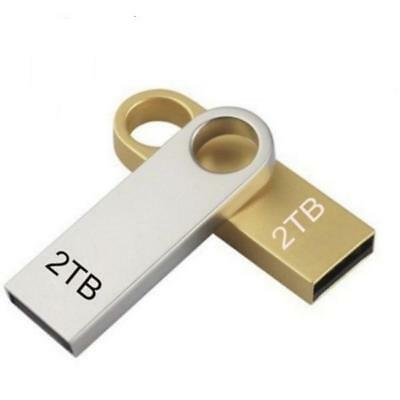2TB USB Flash Drives Metal Pen Mini Portable Memory Stick U Disk Storage