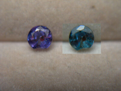 Alexandrite VERY RARE Color Change NATURAL Brazil gem Green Purple special price