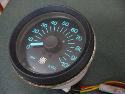 377 447 503 532 582 618 Rotax 0-10,000 Tachometer Ultralight Hover craft