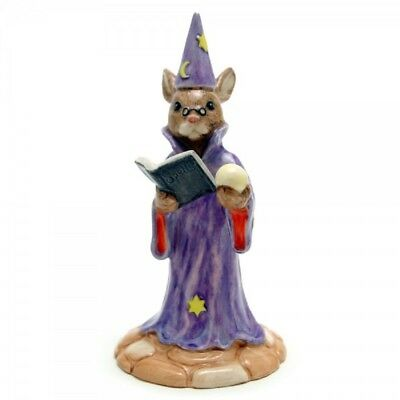 ***SUPER SALE ****Royal Doulton - Wizard --  DB168 Ltd Edition 1805/2000