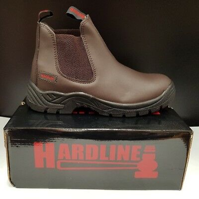 SALE Steel Toe Cap Work Boots Sizes UK8-UK13 Cheap Clearance Safety Elastic Side
