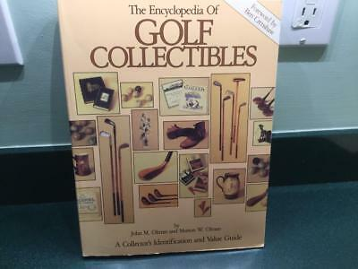 Encyclopedia of Golf Collectibles Price Guide  1985