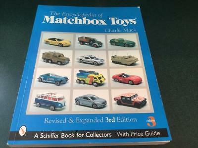 2002 THE ENCYCLOPEDIA OF MATCHBOX TOYS PRICE GUIDE. Charlie Mack