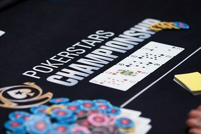 Original Poker Star Championship Felt (layout)