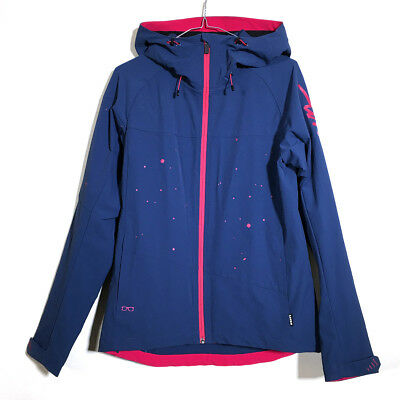 ION Flow Softshell Womens Jacket Cycling Riding Waterproof RRP$200 Size M NEW